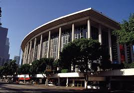Music Center Downtown Los Angeles Walking Tour Usc Dana And