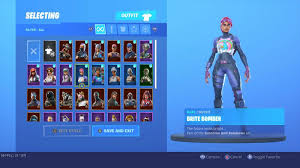 The zoey skin is a perfect example of this. Elite Agent Fortnite Posted By Ethan Peltier