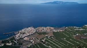 San Juan Cam Aerial View