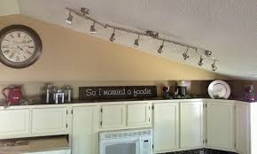 decorating above kitchen cabinets new kitchens 73 agreeable decorating ideas for space cabinet
