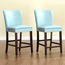 Blue Bar Stools Aqua Stool Hairpin Metal With  Square Seat From Leather88