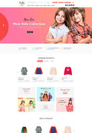Funky Website Design Templates Funky Fashion Responsive Opencart Template