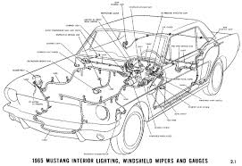 mustang horn wiring diagram discover your wiring diagram 1965 mustang convertible wiring diagram