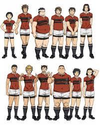 Kyoani Character Design