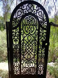 metal garden gates for steel garden gate metal gate custom factory direct on wrought