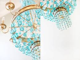 the turquoise chandelier is the currey company serena chandelier