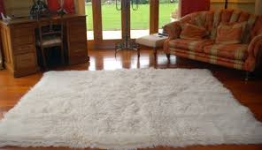 white flokati rug 9x12