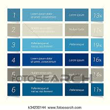 Table Chart Design Table Chart Schedule Infographics Elements Clipart
