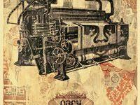<b>OBEY</b>: лучшие изображения (8) | Плакат, Искусство и ...