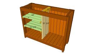 Outdoor Bar Plans Diy Shed Wooden Playhouse Tierra Este 9426