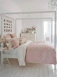 Rosa Schlafzimmer Großzügig Mit Betthimmel