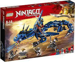 LEGO® NINJAGO® Blitzdrache (70652) cooles Kinderspielzeug: Amazon.de:  Spielzeug