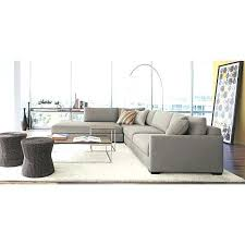 floor lamp for sectional couch floor lamps behind sectional sofas fantastic domino 3 piece left arm