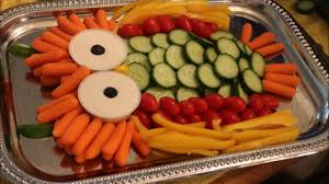 Decorative Relish Tray For Thanksgiving Aunt Duddie Makes A Hooty Owl Veggie Tray for the Crafty Lady YouTube 96