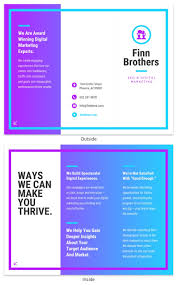 21 Brochure Templates And Design Tips To Promote Your