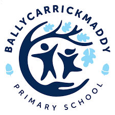 New School Logo - Ballycarrickmaddy Primary School