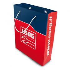 USAG - U37800001G - 3780 A - Paper <b>shopping bag</b> | Mister ...