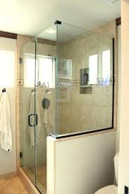 diy shower walls best ideas about glass shower walls on master big and cost diy shower