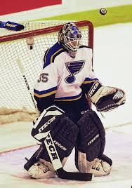 St. Louis Blues goaltending history : Brent Johnson | St louis blues  hockey, St louis blues goalies, St louis blues