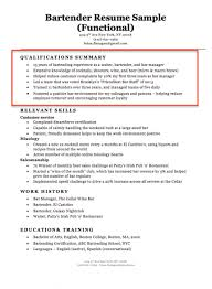 Examples Of Qualifications For Resumes How To Write A Summary Of Qualifications Resume Companion