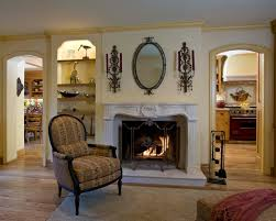 Fireplace Decorating A French Country FireplaceFrench Country Fireplace
