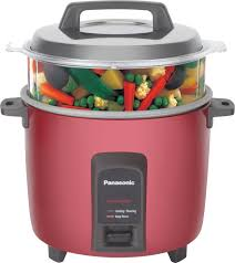 Panasonic Kitchen Appliances Panasonic Sr Y22fhs 54 L Electric Rice Cooker With Steaming