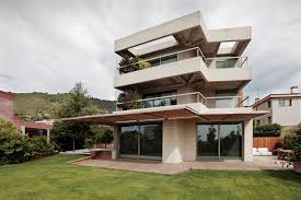 Architecture:Enchanting Eco House Design Australia Made From Wood Material  With Green Garden And Open