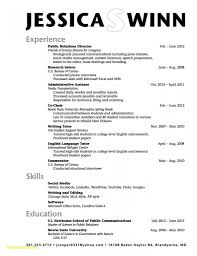 High School Student Resume Template Templates Word X New Resume