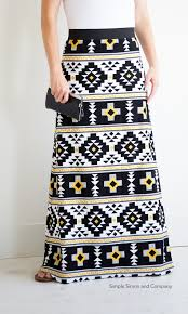 Simple Skirt Pattern With Elastic Waist Best Decoration