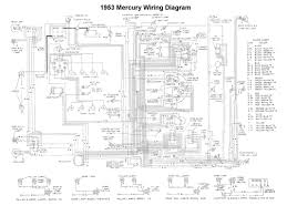 wiring for 1953 mercury car wiring pinterest mercury cars 1936 Cord Engine at 1936 Cord Wiring Diagram