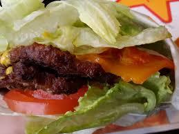 carls jr all natural burger protein style 20160109 101808 edit