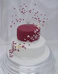 Cake Desserts Basic Wedding Cake Designs Simple Boxes Easy Ideas
