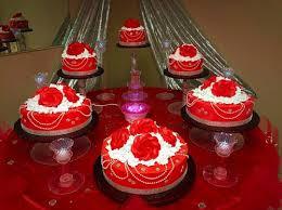 Home Quinceañera Cakes