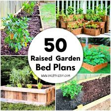 raised garden bed plans to diy your own garden bed garden box plant bed making a