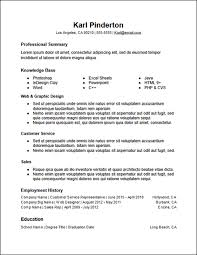 Education Resume Template Inspiration Free Resume Templates HirePowersnet