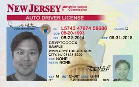 Driver Uv Markings New License Holograms Jersey