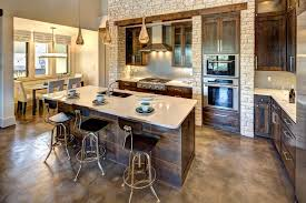 Stained Concrete Kitchen Floor Creative On Inside Beautiful With Simply 6