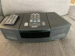 bose wave radio cd player alarm clock
