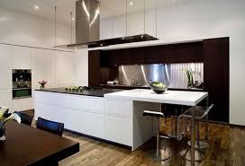 cool kitchen lighting ideas. Cool Kitchen Bar Stool Ideas Wood Varnish Back Chair Aluminium Glass Pendant Lamp White Melamine Plate Modern Round Light Plywood Laminated Lighting