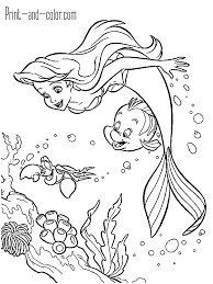 Power rangers coloring pages | 100 images free printable. 13 Fabulous Little Mermaid Coloring Pages Printable Ariel Pictures Book Oguchionyewu