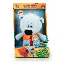 <b>Мягкая игрушка МУЛЬТИ</b>-<b>ПУЛЬТИ</b> V62076/30 Ми-ми-<b>мишки</b> ...