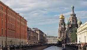 Itinerario di 5 giorni a San Pietroburgo