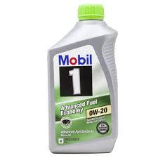 Amazon.com: Mobil 1 98KF98 0W-20 Advanced Fuel Economy Synthetic ...