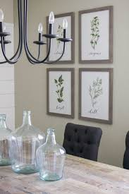 diy dining room wall decor. Modern Farmhouse Dining Room \u0026 DIY Shiplap Diy Wall Decor