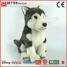 china lifelike stuffed soft dog plush husky toy for kids children china plush toy dog stuffed dog toy