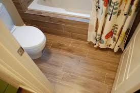 ... Laminate Flooring For Bathroom Use Best Tile For Bathroom Floor  Porcelain Or Ceramic Decor Bathroom Floor ...