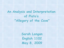 an analysis and interpretation of platos allegory of the cave  allegory of the cave summary essays the allegory of the cave summary best cave 2017