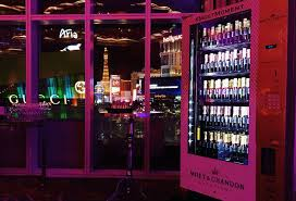 Vending Machine Business Las Vegas Awesome The World's Coolest Vending Machines Cool Material
