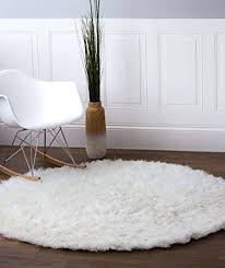 round fluffy rug round fluffy rug white circle rug rugs grey fluffy rug target