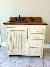 Rustic Bathroom Cabinets Vanities Best Rustic Bathroom Designs Ideas